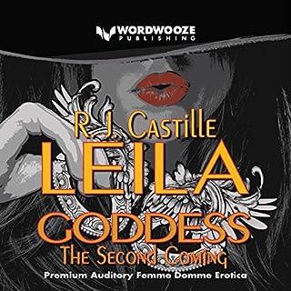 Leila audiobook cover art