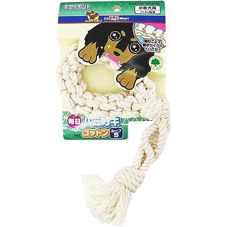 ドギーマン 犬用おもちゃ 毎日ハミガキコットン ループ 1個 (x 1)