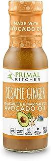 Primal Kitchen Sesame Ginger Vinaigrette and Marinade, 236 ml