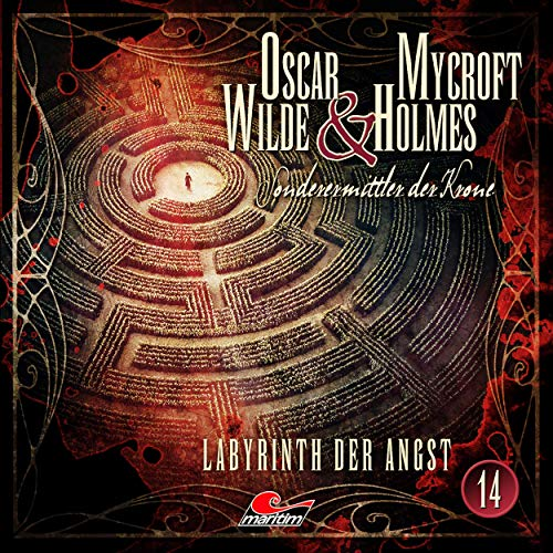 Labyrinth der Angst audiobook cover art