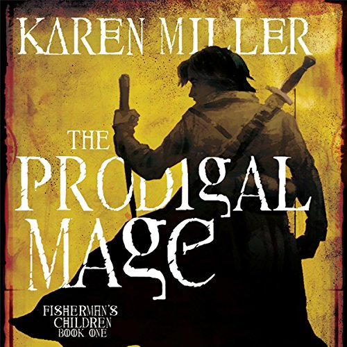 The Prodigal Mage cover art