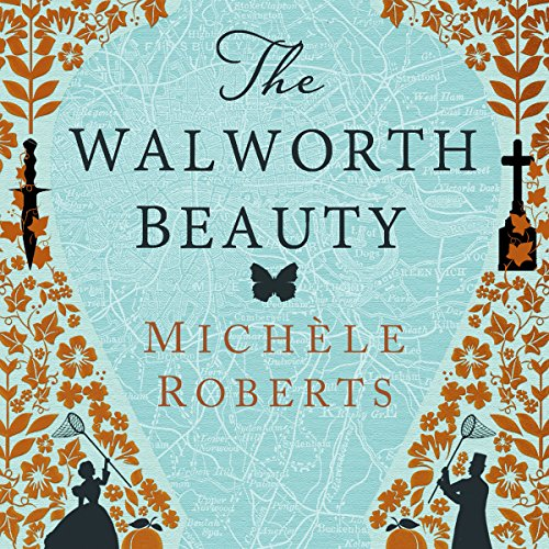 The Walworth Beauty audiobook cover art