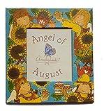 Gnomys Diaries Angel De Agosto Marco de Fotos con Iman, Cartón, Multicolor, 6x0.2x8 cm