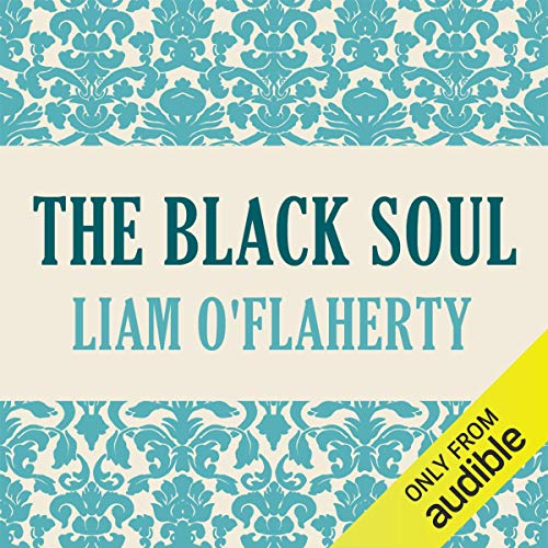 The Black Soul audiobook cover art