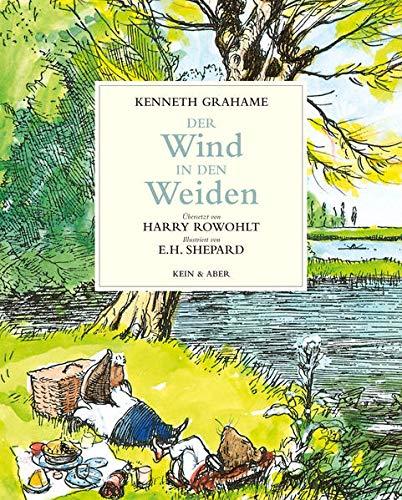 Der Wind in den Weiden: Der Dachs lässt schön grüßen, möchte aber auf keinen Fall gestört werden.