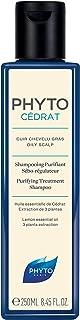 Phyto Cedrat Purifying Treatment Shampoo for Unisex, 200 ml