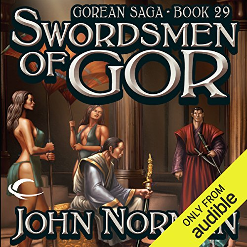 Swordsmen of Gor cover art