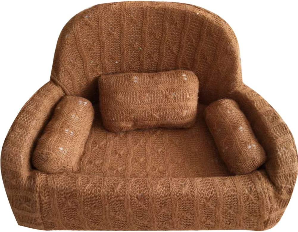 WINGOFFLY Newborn Photography Props Professional Couch New York Mall 1 year warranty Fi Posing