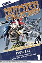 Best monster collection manga Reviews