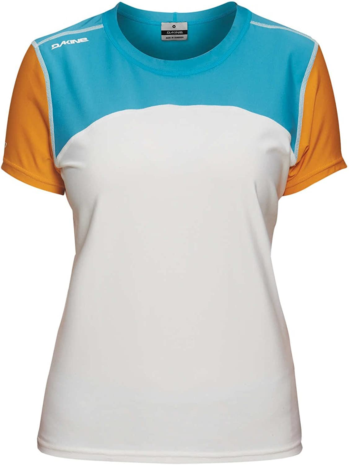 Dakine Women's Flow Loose Fit Short Sleeve Rashguard TShirt