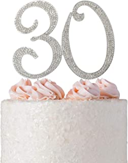 Best 30th anniversary cake topper Reviews