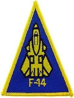 EagleEmblems PM0037 Patch-USN,F-14 (3.625'')