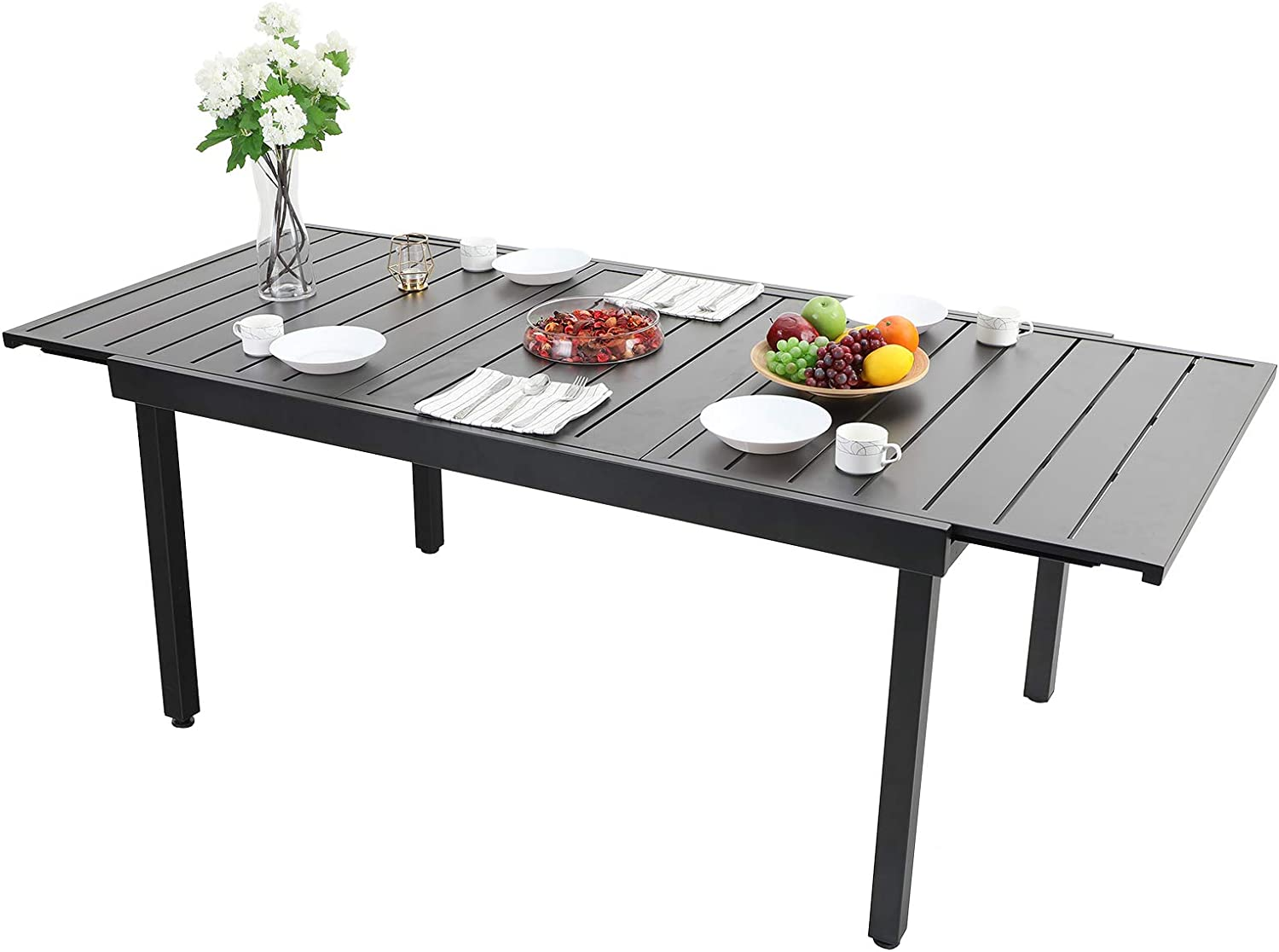 Best for Coating: MFSTUDIOO Outdoor Rectangle Dining Table.