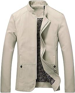 Men Jacket Men Top Casual Comfortable Zipper Jacket Business Casual Transitional Jacket Autumn New Simplicity Fashion Slim...