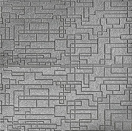 Piedra de Ladrillo Paneles de Pared Autoadhesivos Pegatinas de Pared tridimensionales 3D Autoadhesivo Espuma de Techo Papel Pintado Decorativo Pegatinas Sala de Estar Dormitorio TV Fondo de Pared