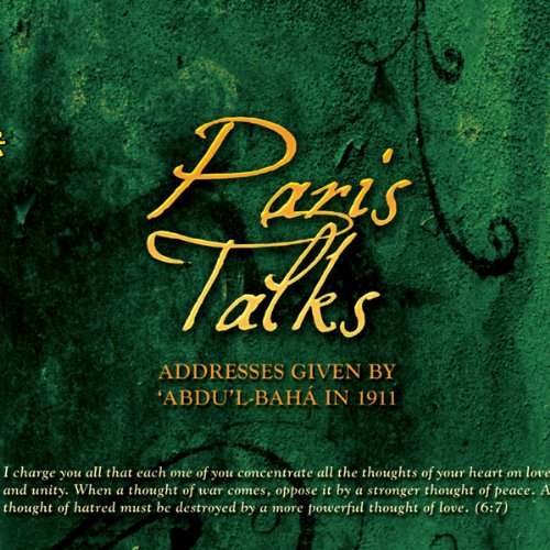 Paris Talks audiobook cover art