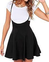 YOINS Rock Damen Mädchen Minirock Kawaii A Linie Mini Skater Rock Kleider für Damen Minikleid Skaterkleid