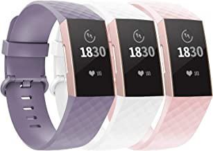 Best pink charge fitbit Reviews