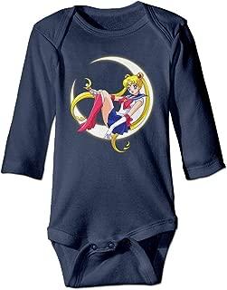 IconSymbol Bundesliga Eintracht Frankfurt Baby Girls//Boys Short Sleeve Bodysuit