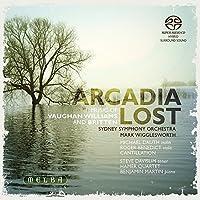 Arcadia Lost - Music Vaughan Williams & Benjamin Britten