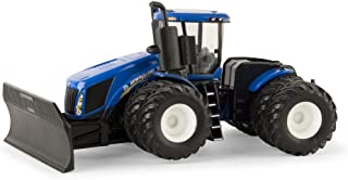 ERTL 1:64 New Holland T9.645 4WD Tractor With Grouser Blade