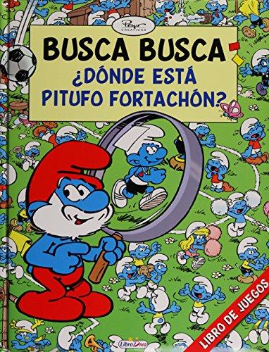 LOS PITUFOS BUSCA BUSCA ¿DÓNDE ESTÁ PITUFO FORTACHÓN ?: 4