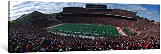 iCanvasART 1 Piece University of Wisconsin Football Game, Camp Randall Stadium, Madison, Wisconsin, USA Canvas Print by Pa...