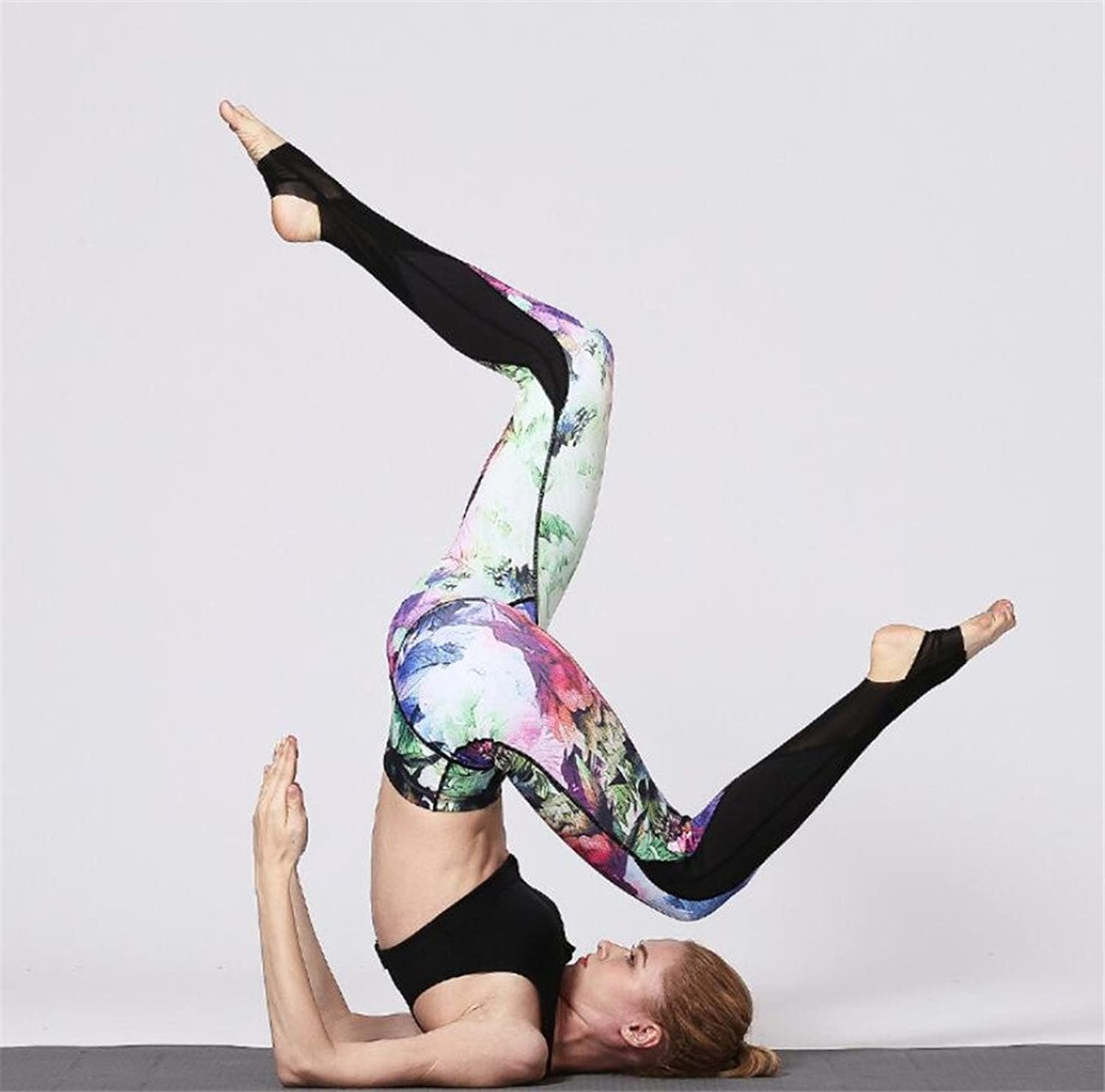 Yoga Pants, Yoga Leggings Mingfa Slimming Effect Running Fitness Pants Workout Sports Trousers
