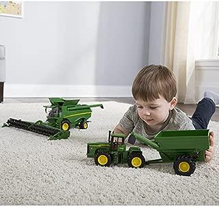 John Deere ERTL 1/32 Harvesting Set