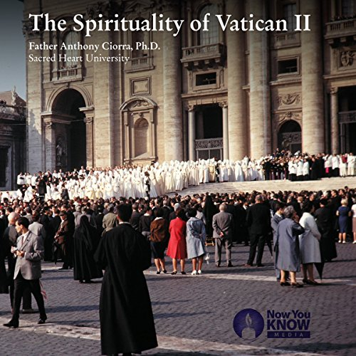 The Spirituality of Vatican II audiobook cover art