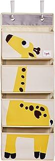 3 Sprouts Jirafa - Organizador pared unisex