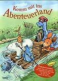 Komm mit ins Abenteuerland. Meine 5 liebsten Bilderbuchgeschichten (Kleiner Eisbär nimm mich mit! / Der Regenbogenfisch stiftet Frieden / Gute Besserung Pauli / Der kleine Dino / Jonathan die freche Maus)