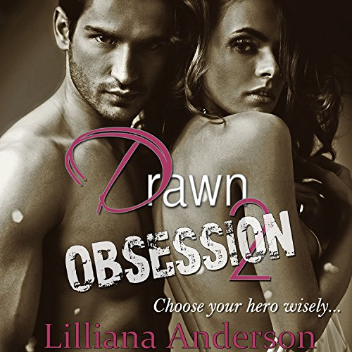 Drawn 2 - Obsession (Aaron) audiobook cover art