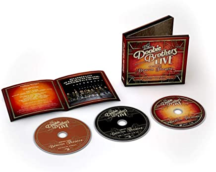 The Doobie Brothers - Live From The Beacon Theatre (2019) LEAK ALBUM