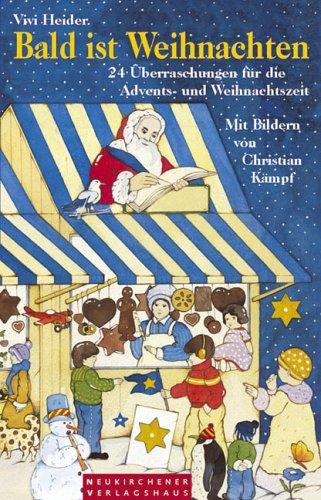 Bald ist Weihnachten! (Adventskalender)