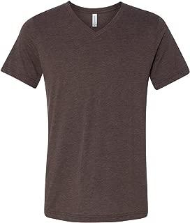 Canvas Triblend Sideseamed V-Neck Fit T-Shirt