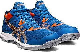 ASICS Men's Gel-Task Mt 2 Indoor Court Shoe, Reborn Blue Pure Silver, 10 UK
