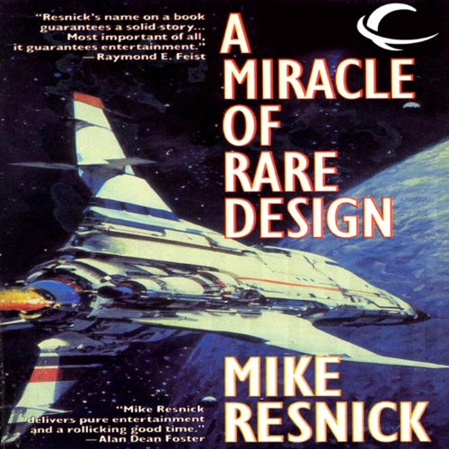 A Miracle of Rare Design audiobook cover art