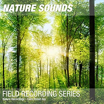Nature Recordings - Calm forest day