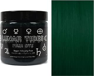 Lunar Tides Hair Dye - Juniper Dark Forest Green Semi-Permanent Vegan Hair Color (4 fl oz / 118 ml)