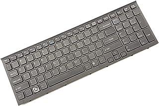 NC Black Professional US Laptop Keyboard Replacement Fit for VPCEB VPC EB PCG-71211v VPCEB36FG VPC-EB1E9R High Performance