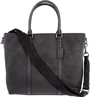 Coach Metropolitan Men's Large Leather Tote Bag 56660QBBK