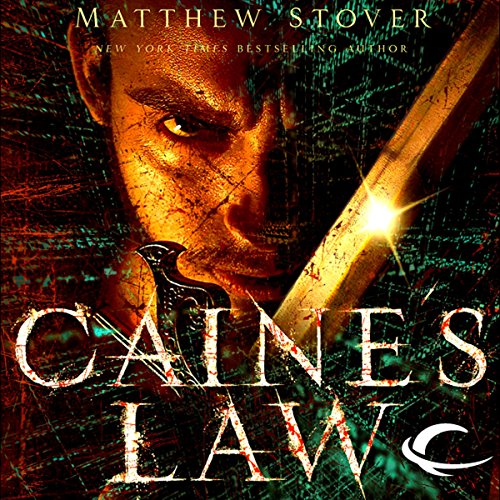Caine's Law audiobook cover art