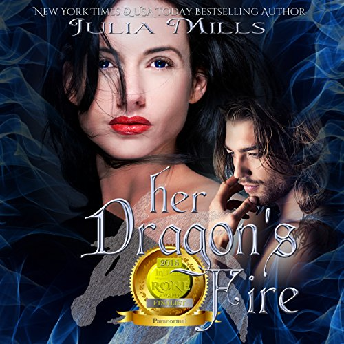 Her Dragon's Fire audiobook cover art