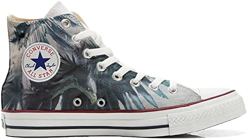 Converse All Star schuhe Personalizados Unisex (Producto Handmade) Eagle