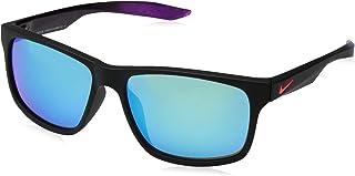 Nike Men's EV0998 063 EV0998 063 Square Sunglasses, Black, 59 mm