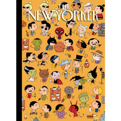 The New Yorker, November 1st 2010 (Seymour Hersh, Kelefa Sanneh, David Remnick) audiobook cover art