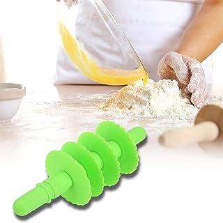 عجينة القاطع الاسطوانة قطع المعجنات لفة العفن المطبخ DIY أدوات الخبز أدوات الملحقات