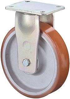 BS wielen bokwiel Ø100 mm draagkracht 400 kg plaat 138x110 mm RR110.C10.
