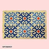 GIFTMarket | Felpudo Mosaico 60x40 cm Divertido y...